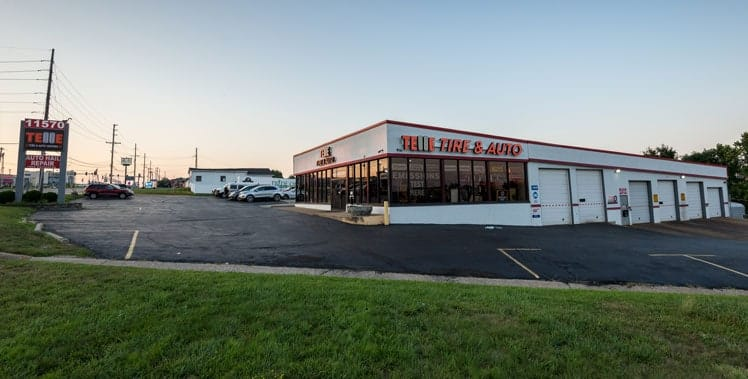 Shamel Auto Tire Is Now Telle Tire Telle Tire Auto Centers